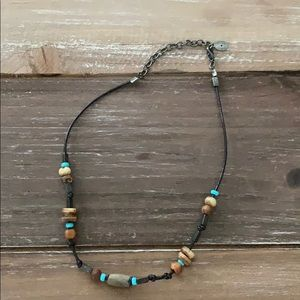 Robert Rose multi colored necklace